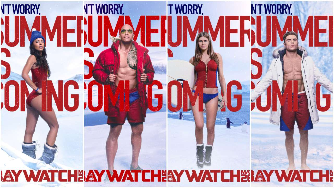 baywatch summer