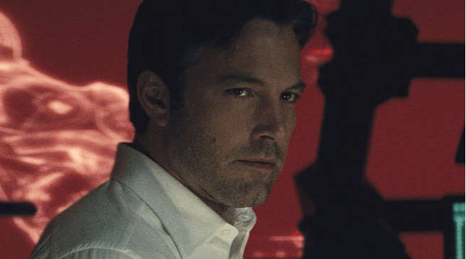 Ben Affleck Batman Good and Going