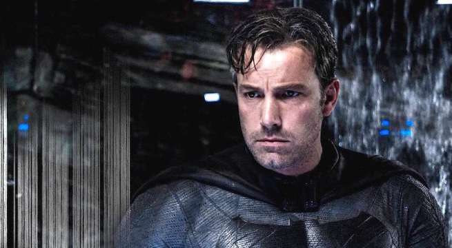 DC Extended Universe Photographer Comments On Ben Affleck's The Batman Departure