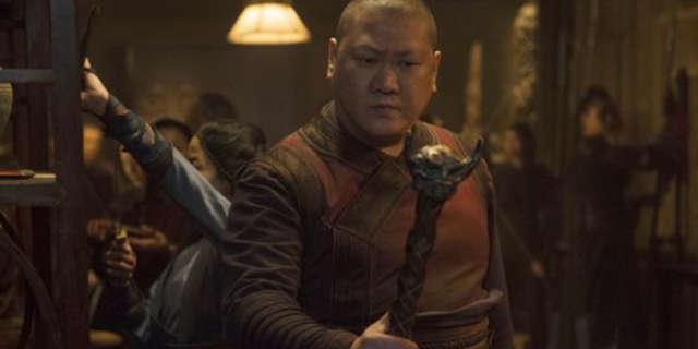 Benedict Wong Avengers Infinty War