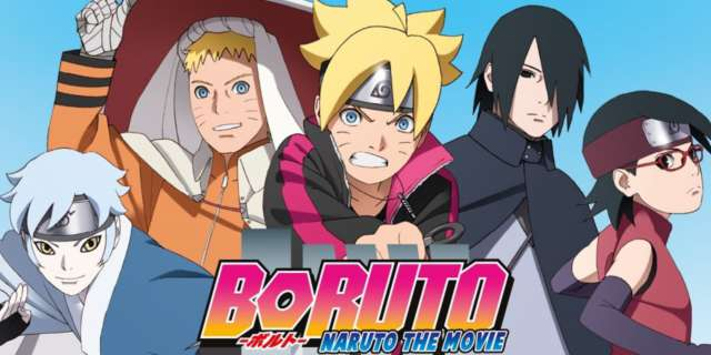 Boruto: Naruto The Movie English Release Date, Pre-Order Announced