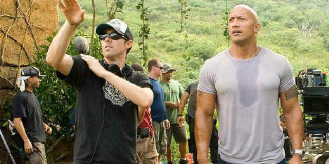 Is San Andreas Director Brad Peyton Eying Dwayne Johnson's Shazam?