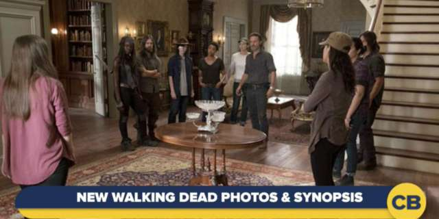 BREAKING: NEW Walking Dead Photos & Synopsis screen capture
