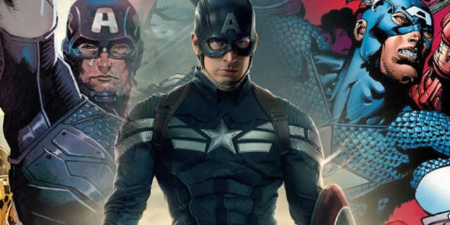 Captain America Costumes Header