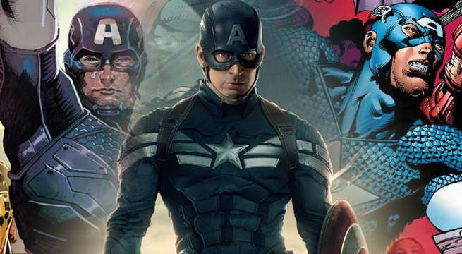 Captain America Costumes Header