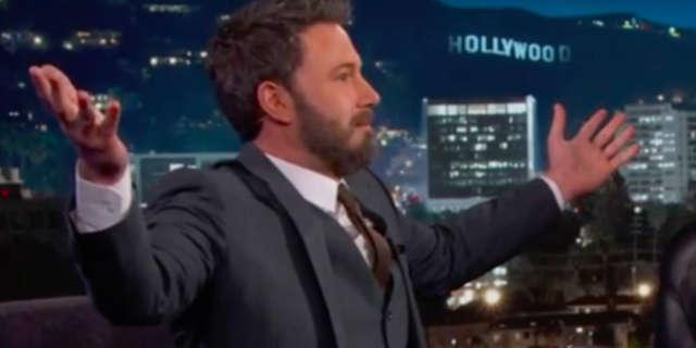 Casey Affleck Didn't Thank Ben Affleck at Golden Globes