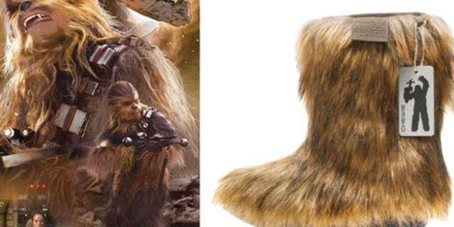 chewbacca-boots