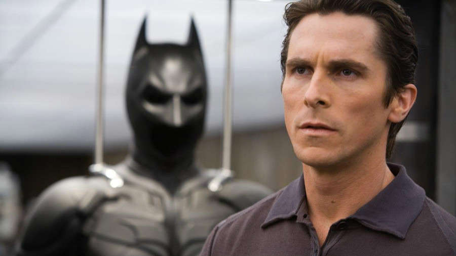 Happy Birthday! Christ... Christian Bale Batman