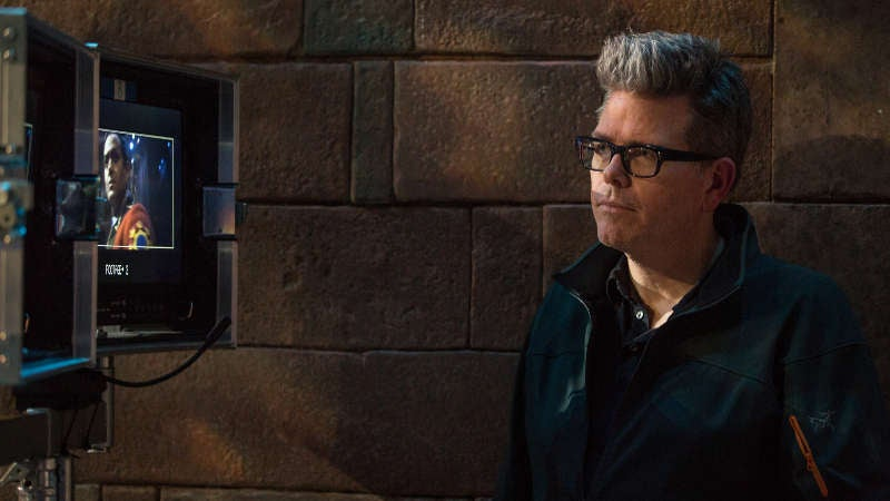 Christopher McQuarrie Batman Movie