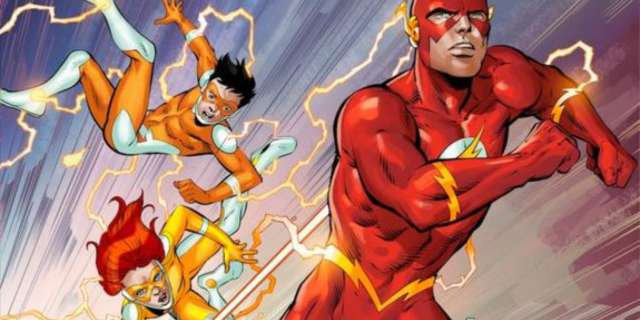 convergence-speed-force-wally-west-and-his-kids