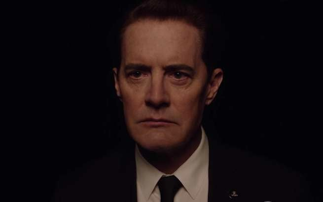 Showtime Offers First Look at Kyle Maclachlan's Agent Cooper In New Twin Peaks Teaser