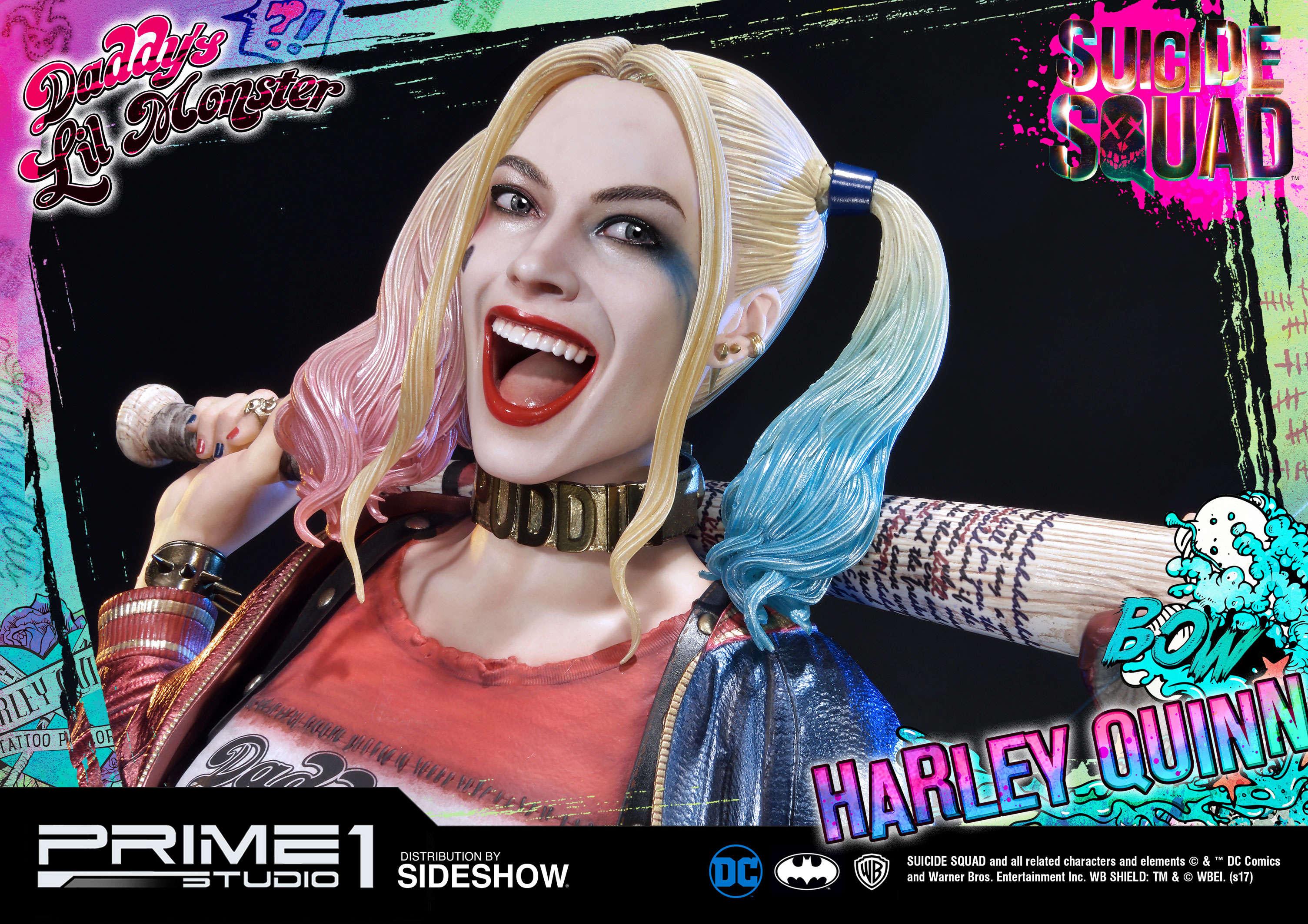 Harley Quinn Statue By Prime 1 Studio Revealed