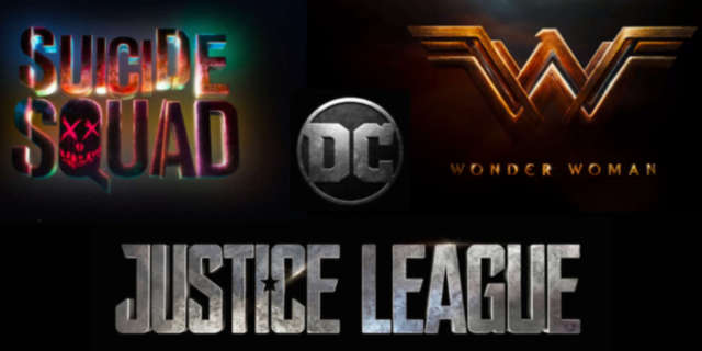 DC Films Movies Extended Universe Release Dates