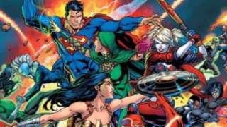 DC Rebirth Event - Justice League Vs Suicide Squad