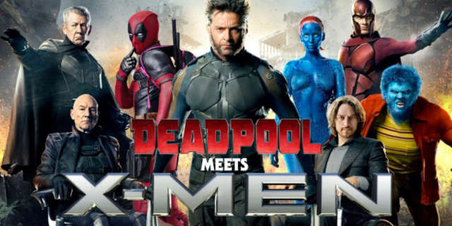 Deadpool 2 X-Men Cameo Team up