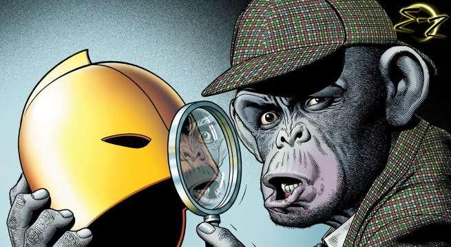 Detective-Chimp