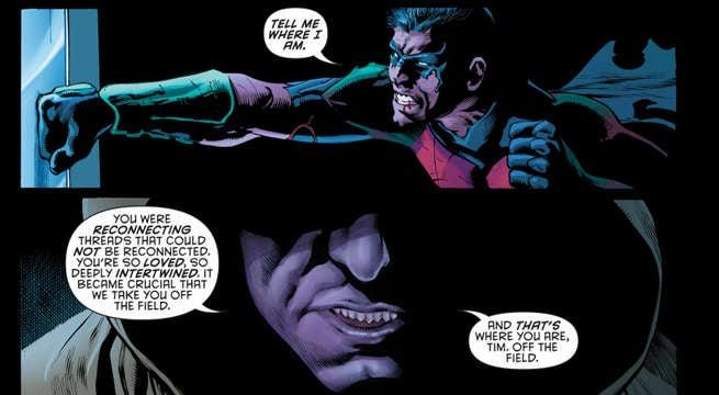 Detective Comics Mr Oz