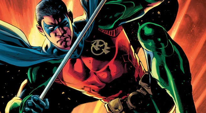 Detective Comics Red Robin