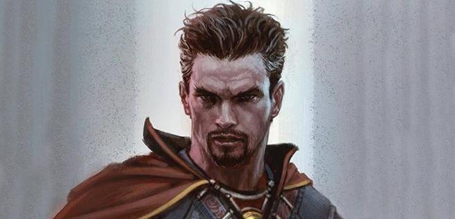 Alternate Costume Design for Marvel's Doctor Strange