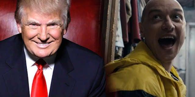 Donald Trump Stars in Split 2 Sequel
