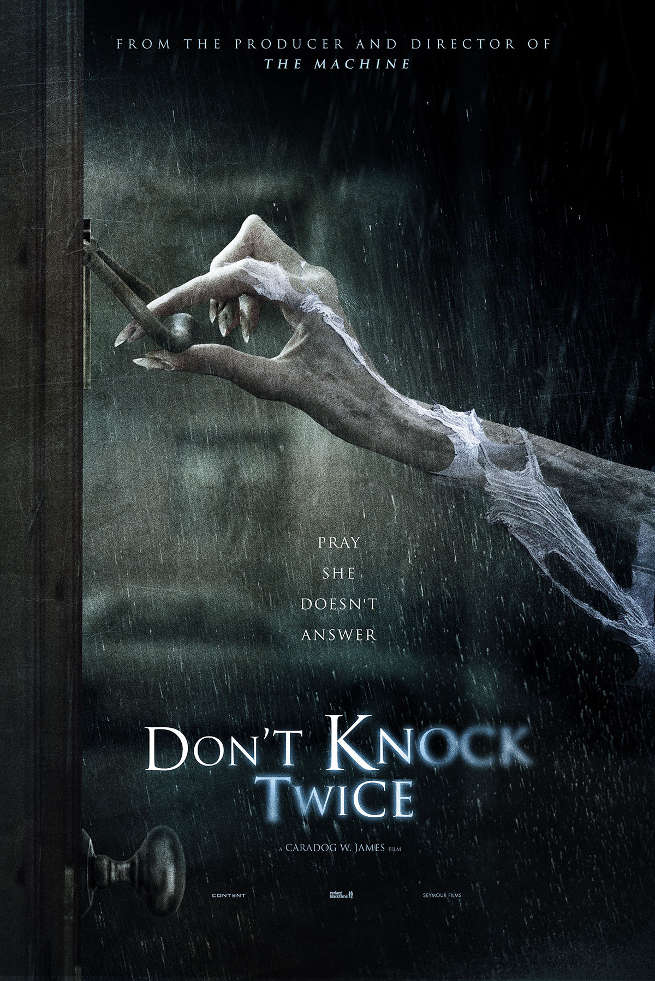 Don't Knock Twice Horror Movie Poster
