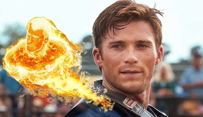 Johnny Storm (Human Torch) is Black in the new Fantastic ...