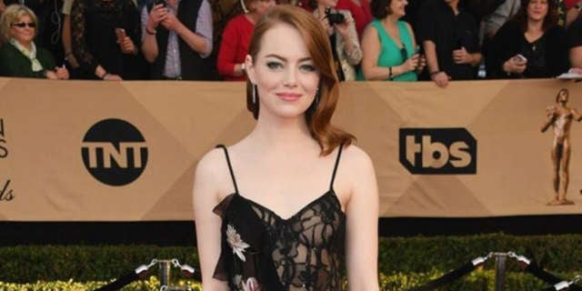 emma stone screen actors guild