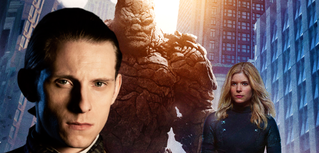 Fantastic Four stars Kate Mara and Jamie Bell are Engaged!