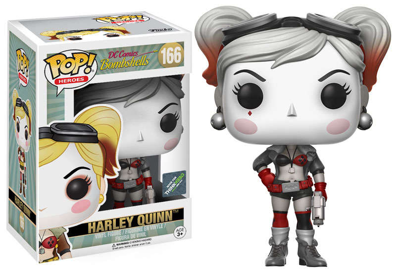 Funko-DC-Bombshells-Harley-Quinn-Hot-Topic