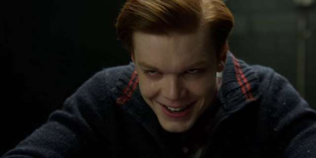 Gotham Jerome Laugh Cameron Monaghan