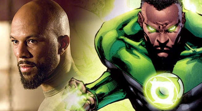 Common Says He'd Be Honored To Play Green Lantern's John ...