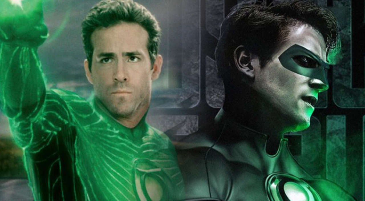 will ryan reynolds be involved in dc's green lantern corps film?