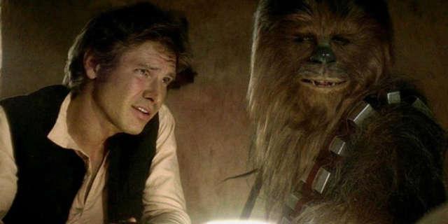 Han Solo Star Wars Movie Comedy