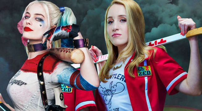 harley quinn smith twitter