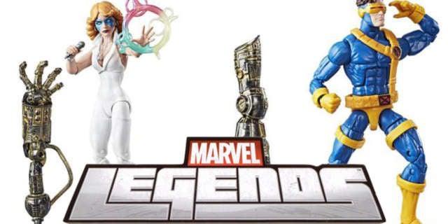 Hasbro Marvel Legends Header