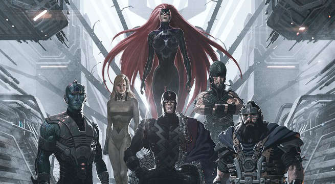 inhumans-royal-family