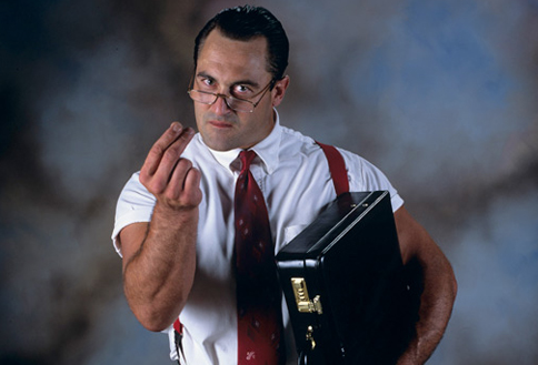 IRS WWE