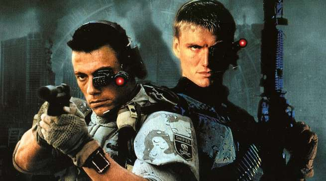 Jean-Claude Van Damme And Dolph Lundgren To Star In Black Water
