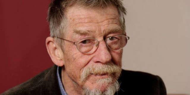 John Hurt dies 77