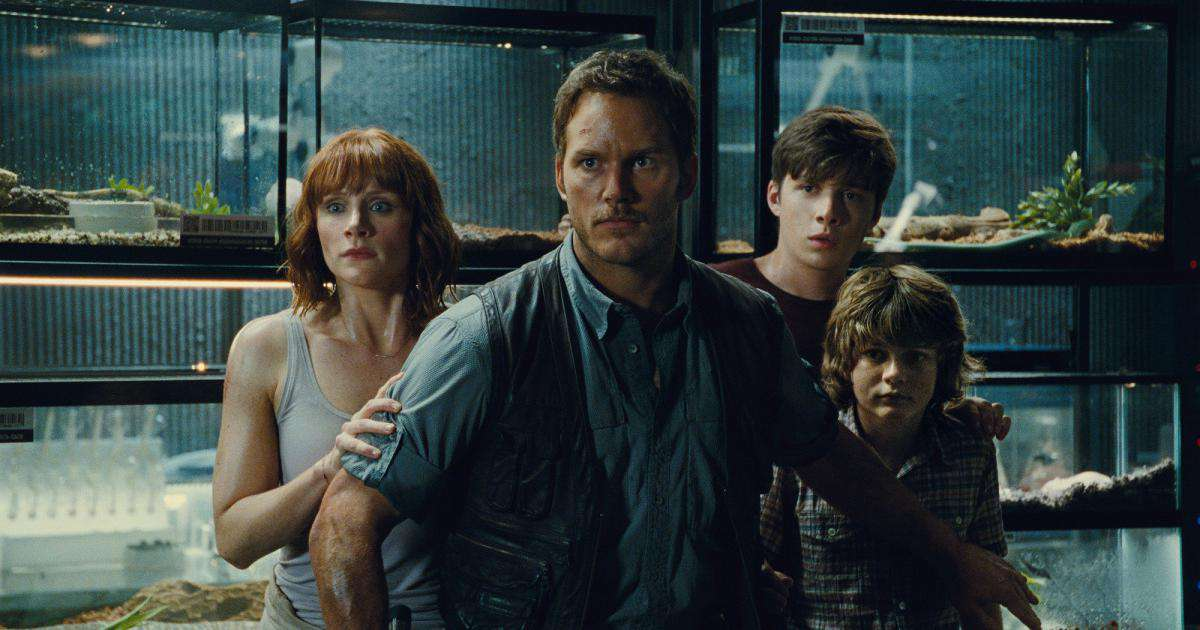 Jurassic World 2 Star Teases Big Time Jump Between Movies