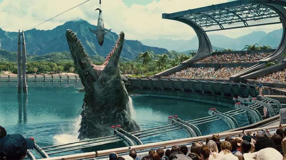 Jurassic World 2 Will Head Underwater With Epic Submarine Scene
