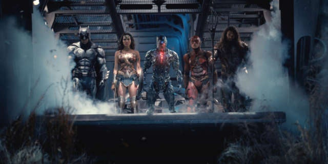 Justice League Costume Analysis