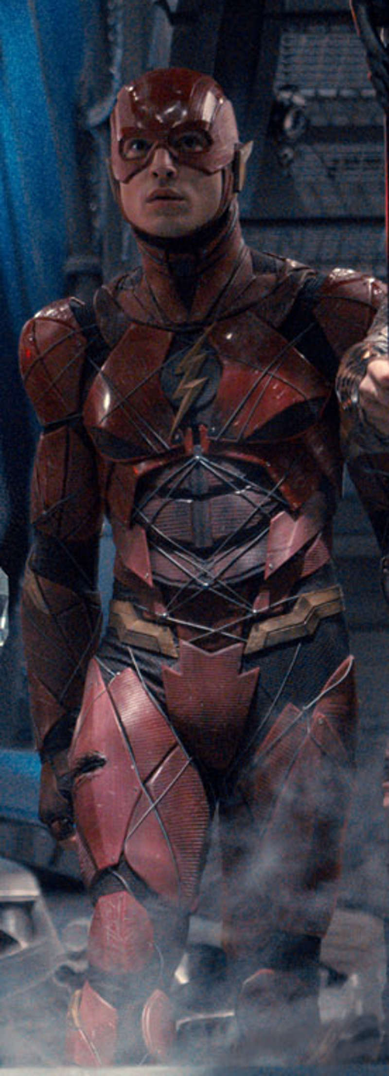 Justice League Costumes - Flash