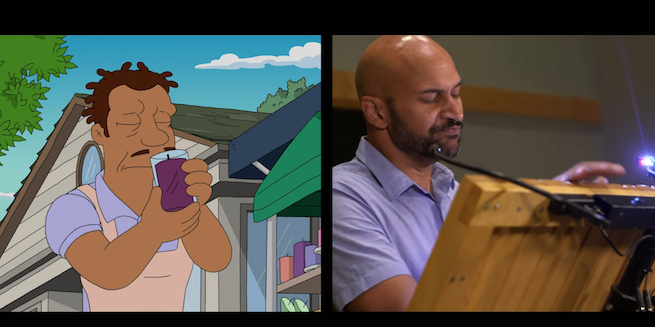 The Simpsons: Preview of Keegan-Michael Key's Hip-Hop Episode