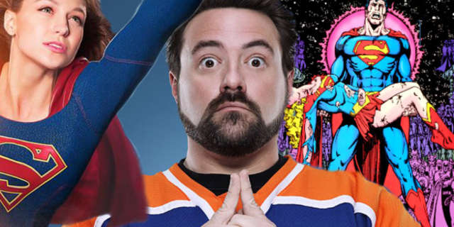 kevin smith supergirl love character cw show