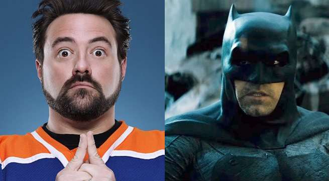 Kevin Smith Responds To Calls For Him To Direct The Batman