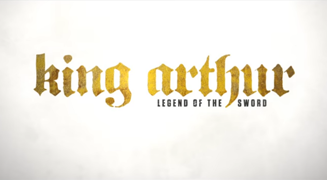 New King Arthur Legend Of The Sword Teaser Trailer Released