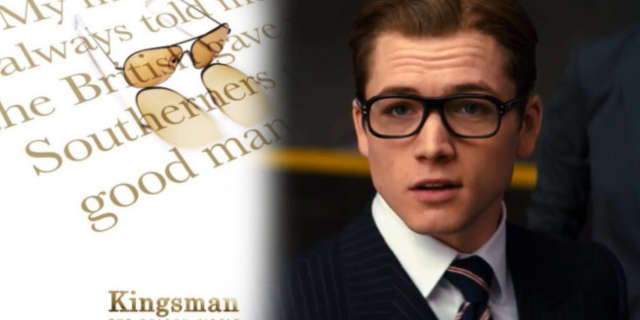kingsman golden circle deleted scene secret service elton john taron egerton