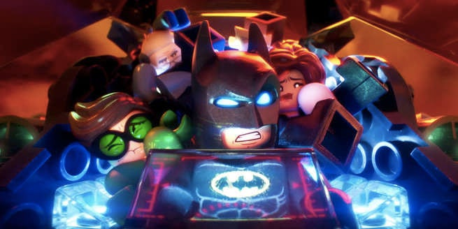 Lego Batman 66