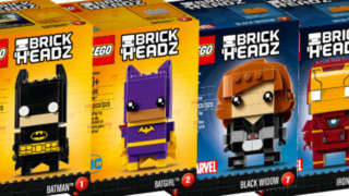 lego dc marvel superhero brickheadz